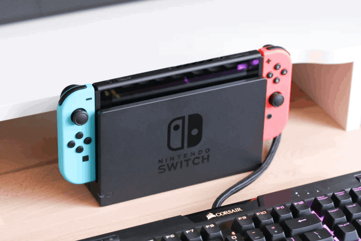 how much is a used nintendo switch