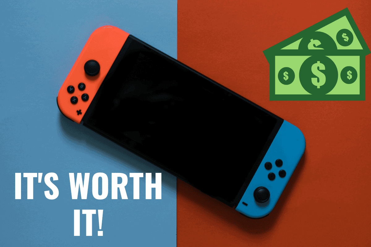 Is the nintendo switch worth the money