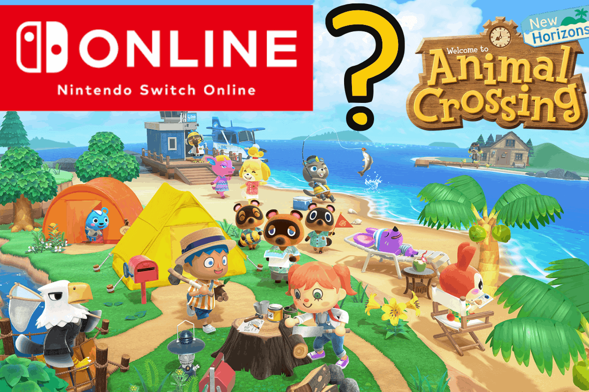 is Nintendo online worth it for animal crossing